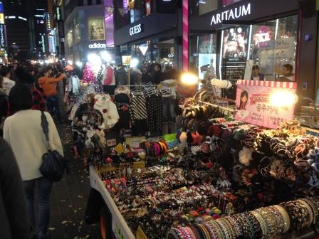 Accessories galore from Street Vendors