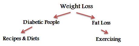 making money on the internet - weight lose niche